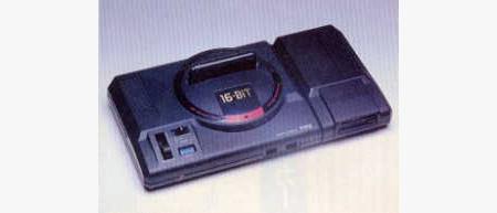 Mega Drive prototipo FDD