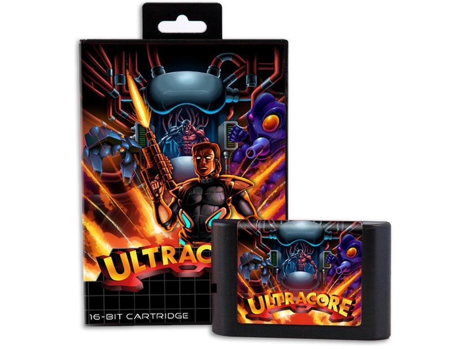 Ultracore Megadrive