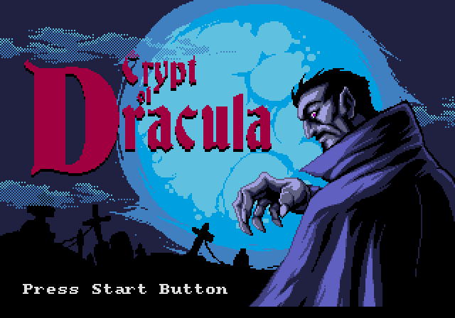 Crypt of Dracula (Pixel Pusher)