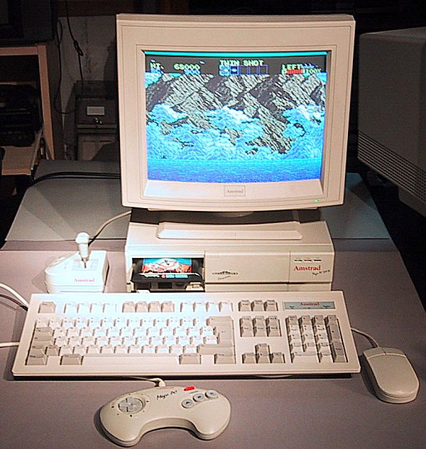 AMSTRAD Mega PC