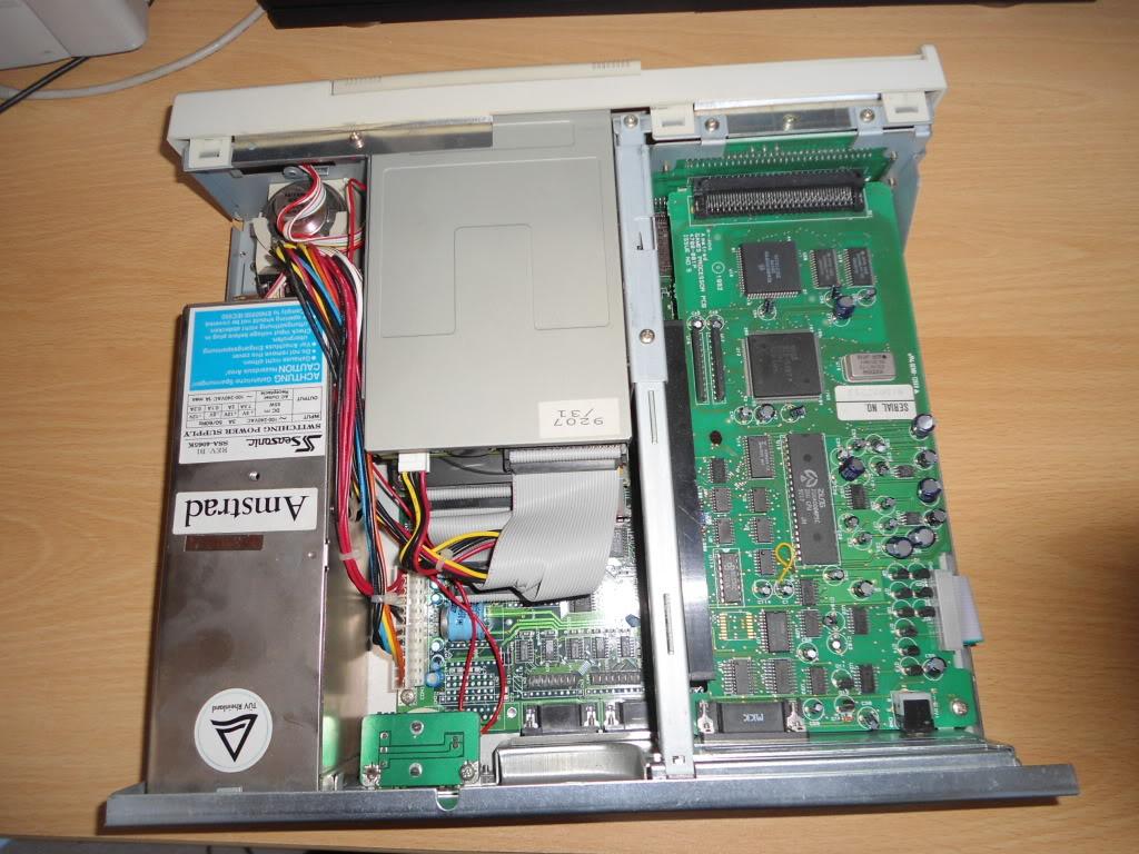 Interno di un Mega PC