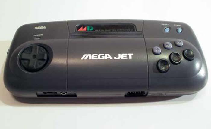 SEGA Mega Jet