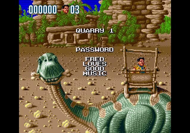 The Flintstones (Ocean) (1992)