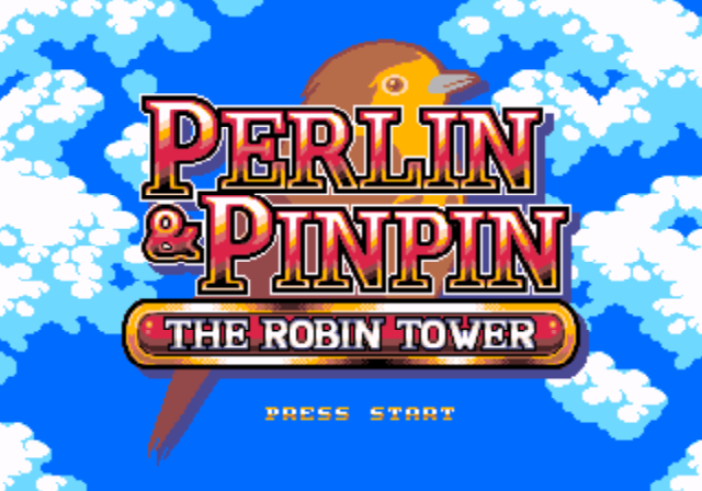 Perlin & PinPin - The Robin Tower (Lizardrive)