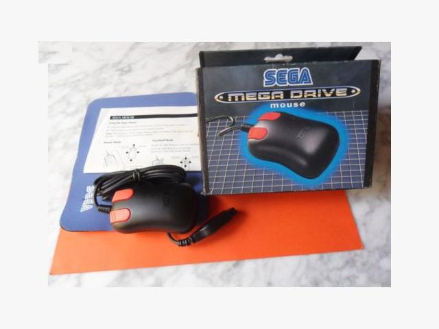 Sega Mouse Europeo