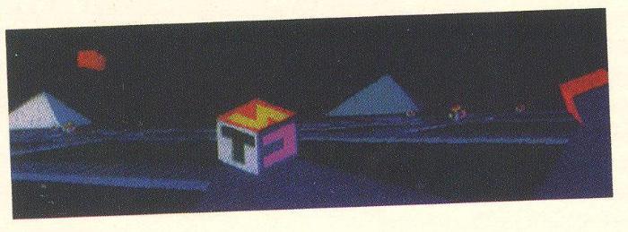 Sega-VR-Matrix-Runner