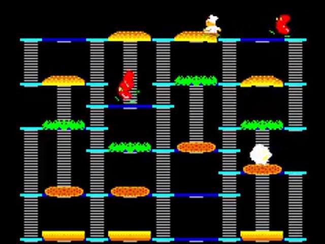 BurgerTime_Megadrive